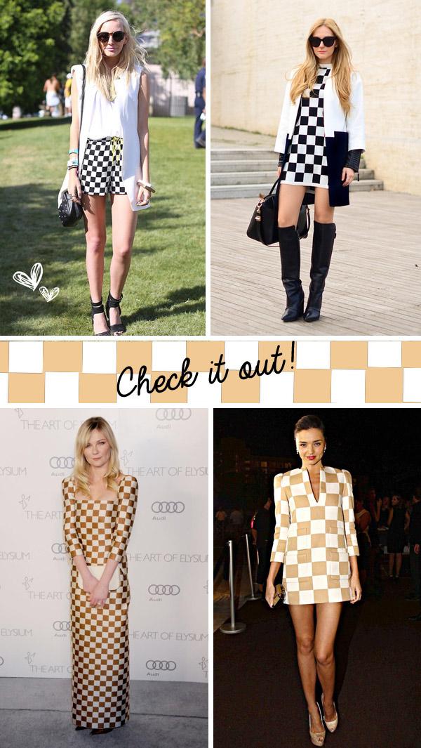 tendência-checkered